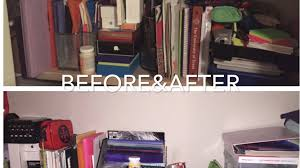 re organizing my closet office tips and supplies youtube
