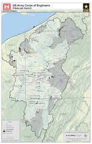 Pennsylvania District Map by District Map