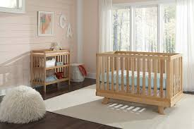 westwood reese cottage crib and changer natural kids n cribs