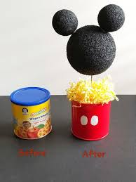 DIY Mickey Mouse Party Ideas Beautiful Eats & Things
