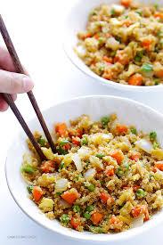 recette de cuisine all quinoa fried rice recette recettes cuisine du monde et cuisiner