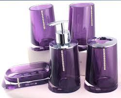 purple bathroom ideas bathroom ideas bathroom accessories sets with purple bathroom