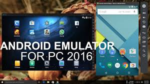 emulator for android top 5 best android emulator for pc