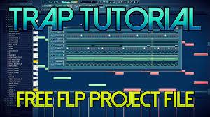 tutorial fl studio download trap tutorial free fl studio flp project file download tutorial