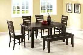 bench style dining room sets tables picnic table gammaphibetaocu com