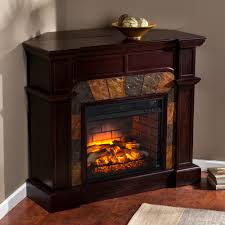 corner tv cabinet with electric fireplace interesting small corner electric fireplace tv stand images