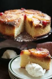 maraschino cherry upside down cake with pineapples