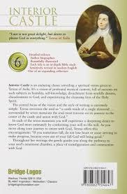 St Teresa Of Avila Interior Castle Amazon Com Interior Castle Pure Gold Classics 9780882704647