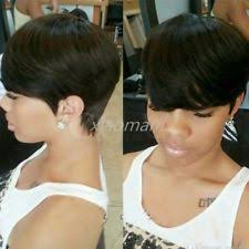 short hairstyle wigs for black women 100 human hair wigs ebay