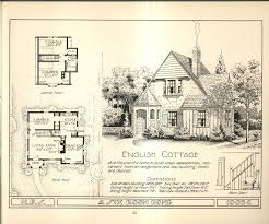 Tiny English Cottage House Plans Small Homes By Wahlfeld Manufacturing Co Published 1925 Dream
