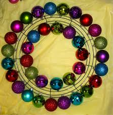 ornaments ornament wreath livelovediy how to