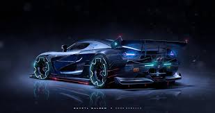 koenigsegg future artstation koenigsegg agera collaboration khyzyl saleem