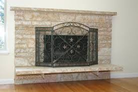How To Resurface A Brick Fireplace by Remodelaholic 25 Best Diy Fireplace Makeovers