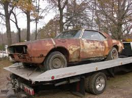 Muscle Car Barn Finds Ebay Find U002768 Rs Camaro Barn Find Project Car Goes For 1 580
