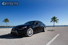 2014 lexus is250 wheels 2014 lexus is250 velgen wheels vmb5 lowered on springs