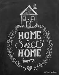 Pinterest Chalkboard by Simply Divine Creation Home Sweet Home Design Love Pinterest