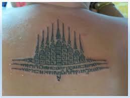 thai tattoo sak yant meaning 4 sak yant thai tattoo