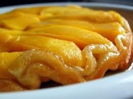 cuisiner avec du gingembre tarte tatin mangue gingembre recette ptitchef