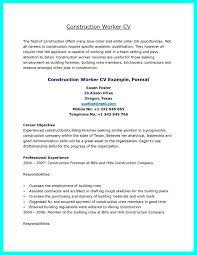 foreman description resume automotive resume cv