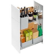 kesseböhmer base cabinet cooking agent storage 300mm base