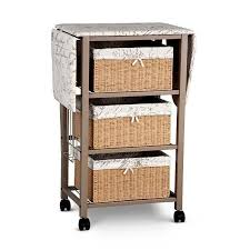Laundry Room Storage Cart Bookshelf Rolling Laundry Room Storage Cart Plus Laundry Room