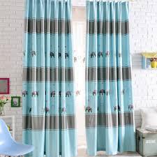 rideau pour chambre motif imprimé obscurcissement de la pièce rideau pour chambre