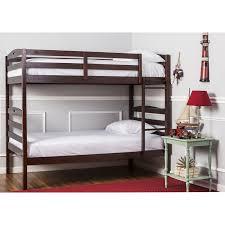 Dream On Me Nova In Twin Bunk Bed  Reviews Wayfair - Dreams bunk beds