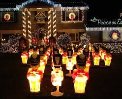 christmas houses what are the best houses for christmas lights in westchester