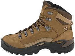 big w s boots lowa renegade gtx mid ws hiking boot taupe sepia big sale canada