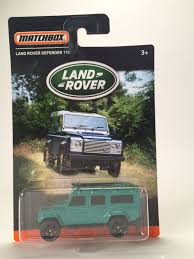 vintage land rover defender 110 the return to realism continues the 2016 matchbox land rover