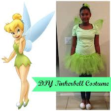 Halloween Costumes Tinkerbell Adults Adventures Diy Diy Peter Pan Group Costumes Tinkerbell