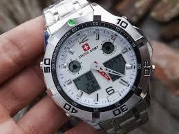 Jam Tangan Alba Yang Asli Dan Palsu jam tangan swiss army dualtime kw murah