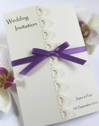 wedding invitations ebay beautiful personalised handmade wedding invitations ebay