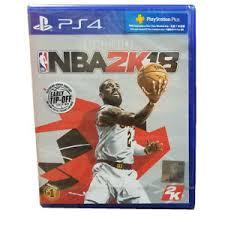 nba 2k series basketball disc playstation ps4 chinese english