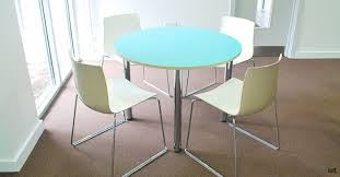 Circular Meeting Table Small Boardroom Table Captivating Round Glass Conference Table