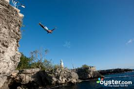 best hotels for cliff diving in jamaica the caves oyster ca