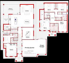 Multi Generational Floor Plans by Designs