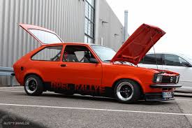 opel orange opel kadett c city performance in orange autotuning de