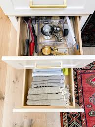 how to organize kitchen cupboards and drawers how to organize kitchen drawers modern glam interiors