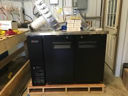 Commercial Kegerator Brand New Six Tap Draft System And Kegerator Never Used