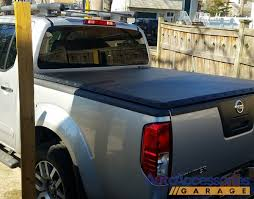 nissan frontier bed cover 2005 2018 nissan frontier rugged vinyl snap tonneau cover rugged