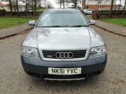 2002 audi a6 allroad 2 5 tdi quattro long mot 6 speed manual
