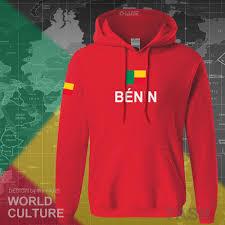 Kenya Flag Clothing Benin Beninese Hoodies Men Sweatshirt Polo Sweat New Hip Hop