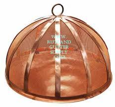 Custom Fire Pit Covers by Copper Fire Pit U2013 Copper Fire Bowl U2013 Rutland Gutter Supply