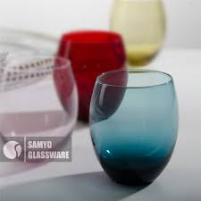 drinking glasses colored drinking glasses colored suppliers and