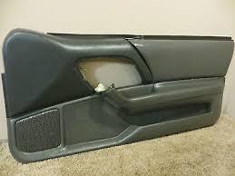 1999 Camaro Interior Used 1998 Chevrolet Camaro Interior Door Panels U0026 Parts For Sale