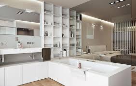 chambre salle de bain une salle de bain ouverte sur la chambre pour ou contre