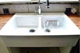 apron sink with drainboard farmhouse sink dimensions kitchen sinks sinks apron sink farmhouse