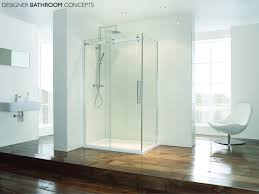 frameless shower enclosure uk designer bathroom concepts