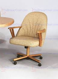 Chromcraft Furniture Kitchen Chair With Wheels Chromcraft Furniture Kitchen Chair With Wheels Dining Room Beaver